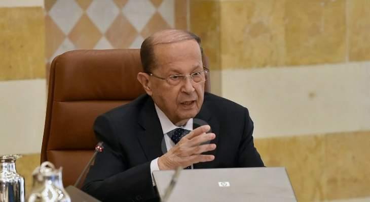 وزير للشرق الأوسط: ما الذي يمنع عون من التواصل مع الأسد بملف النازحين؟