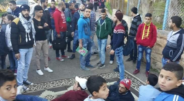 الجمهورية: وجود مخطط لاقتلاع اللاجئين الفلسطينيين تمهيداً لصفقة القرن