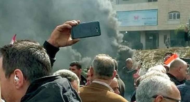 عميد متقاعد للشرق الأوسط: المس برواتب العسكريين يهدد باحتمال اندلاع ثورة اجتماعية