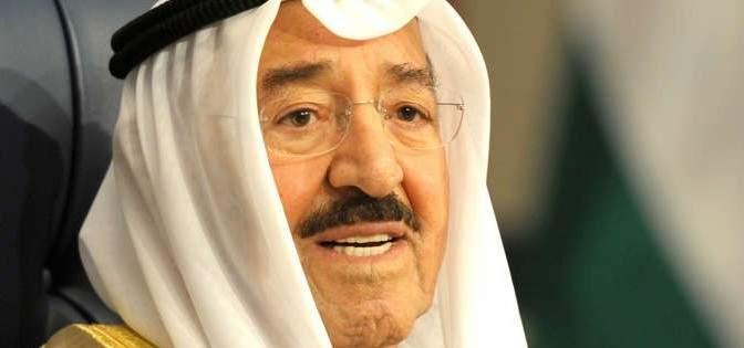 أمير الكويت: افتتاحالسفارة الأميركية بالقدس قرار يطمس الهوية الفلسطينية