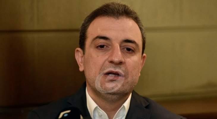 أبو فاعور: حددنا مهلا للمصانع من شهرين الى 6 أشهر لرفع الضرر الكامل عن الليطاني