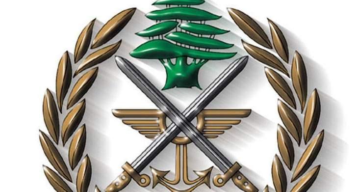 الجيش: توقيف أشخاص في أنصارية لإقدامهم على تزوير العملة وترويجها