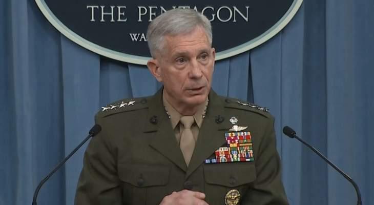 قائد القوات الأميركية بإفريقيا: جيبوتي تدير ميناءها أفضل من الإماراتيين