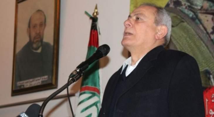 أيوب حميد: رميش ستبقى واحة للعيش الواحد المشترك