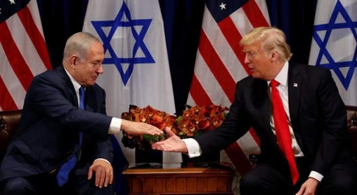 قناة إسرائيلية: نتنياهو سيفرض سيادة إسرائيل على الضفة بدعم من ترامب