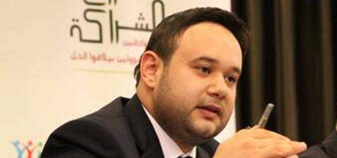 النائب الخير زار الكنيسة وتفقد مشروع طريق آل بحوش