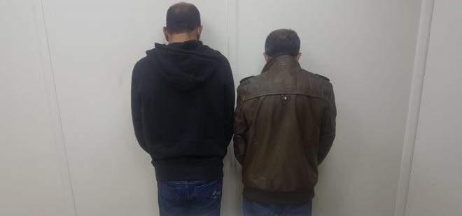 شعبة المعلومات توقف اثنين من أفراد إحدى أخطر عصابات سرقة السيارات