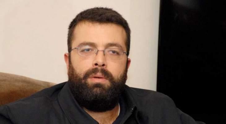 أحمد الحريري: لنشارك بكثافة في 14 نيسان وننتخب المرشحة ديما جمالي