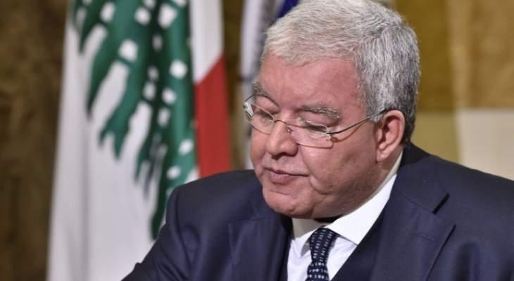 المشنوق: من لم يصوت في الانتخابات فقد حقه في الاعتراض لاحقا