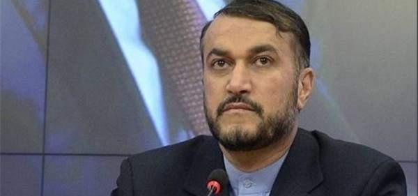 حسين اميرعبداللهيان لأوروبا: لن نبقى في الاتفاق النووي بأي ثمن