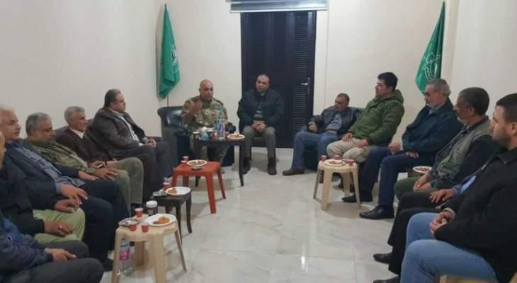 شناعة: حماس  ستعمل بقوة لتعزيز مقاومة وصمود الشعب الفلسطيني
