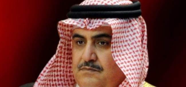 وزير خارجية البحرين:على القضاء اللبناني أن يكف عن استهداف الدول و مسؤوليها