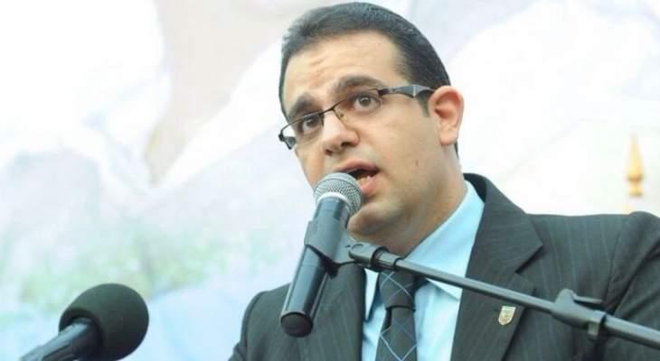 حيدر للريّس: إيهام الناس بأن سوريا هدفها الأول جنبلاط بات من الأمور الساذجة