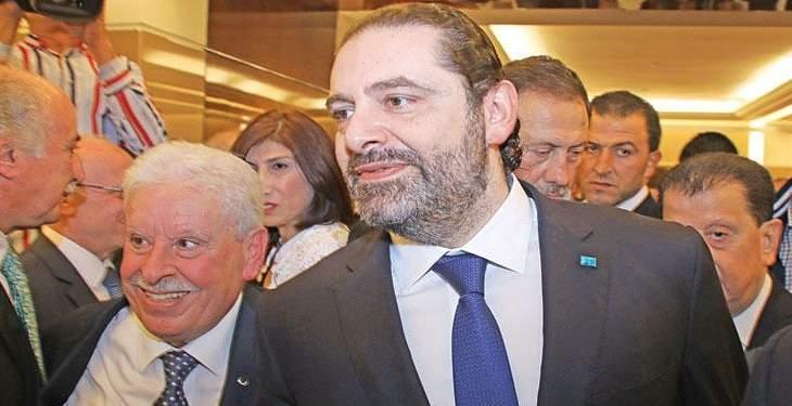 MTV: الحريري لم يغادر لبنان وهو يواصل لقاءاته في بيت الوسط