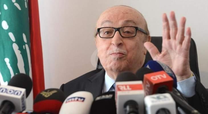 التيار المستقل: مبدأ فصل السلطات سقط في نظام لبنان الديمقراطي البرلماني