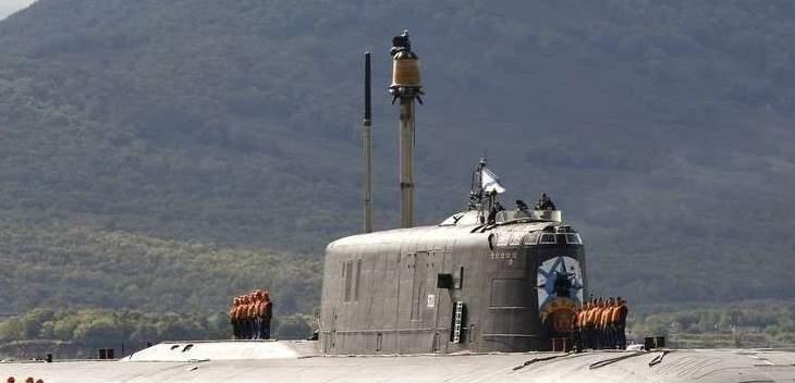 تاس: تصميم غواصة روسية من الجيل الخامس مزودة بصواريخ فرط صوتية
