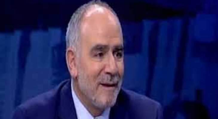 نبيل فهد: وفد لبنان الموجود بواشنطن أكد أن عقوبات أميركا محددة ومعروفة