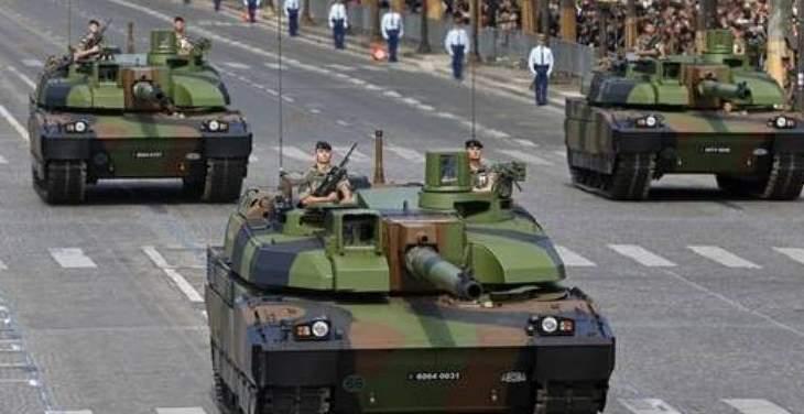 وحدة من الجيش الفرنسي تتجه إلى إستونيا في 23 نيسان لدعم الناتو