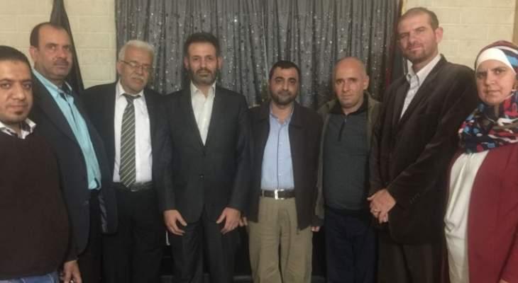عطايا:شعب فلسطين ليس رقما ونعمل على التصدي لأي مخطط يريد تبريد الإنتفاضة