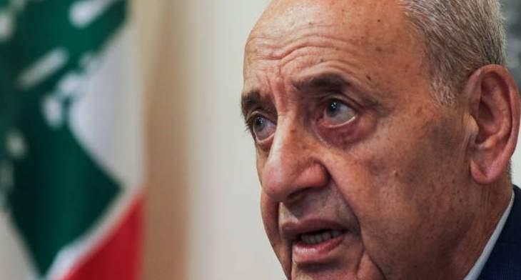 بري هنأ منتخب لبنان: حبذا لو نقارب ازمتنا السياسية بروحية الرياضيين