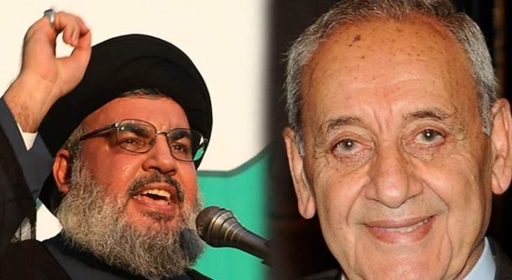 """ثلاث """"نقاط"""" لا تزال عالقة في اتفاق الثنائي الشيعي انتخابيا"""