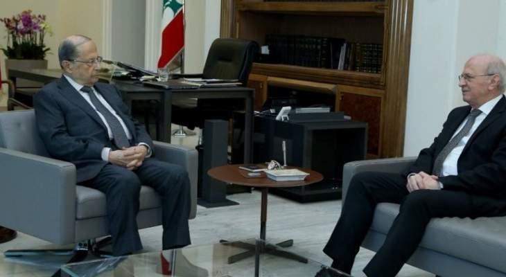 الرئيس عون وقّع مرسوم توزيع 700 مليار ليرة عائدات الصندوق البلدي المستقل عن عام 2017