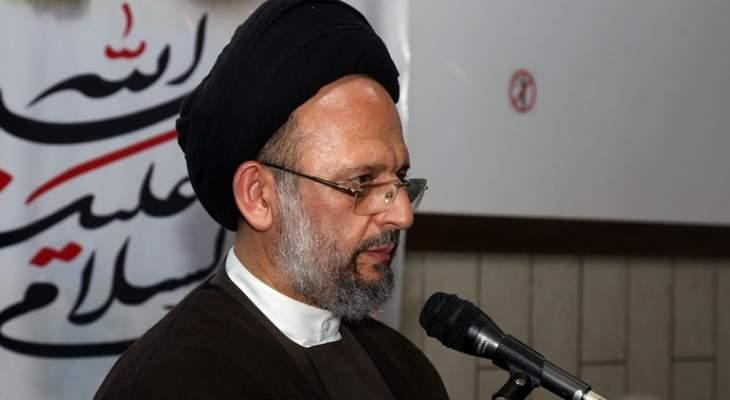 فضل الله تلقى برقية من أمير الكويت:نرفض الإساءة للكويت وندعو لإزالة الأحقاد من النفوس