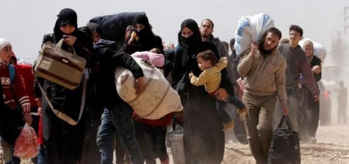 متحدث بإسم مفوضية اللاجئين:إرتفاع عدد النازحين بجنوب غرب سوريا إلى 270 ألفا