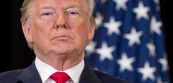 """وكالة """"بلومبرغ"""": ترامب أعطى حفتر الضوء الأخضر للزحف على طرابلس"""