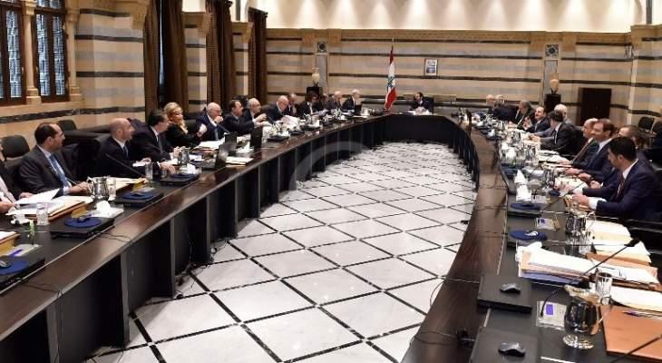 مصدر الشرق الاوسط: الحكومة تعمل تحت ضغط أوروبي للإسراع في تحضير ما طلب منها