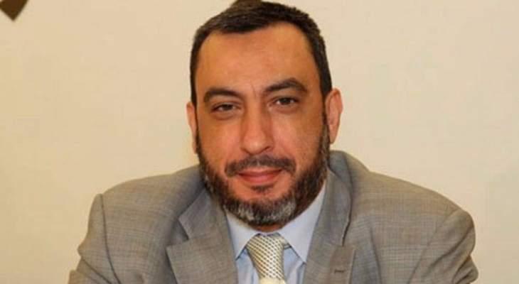 الحوت:الأولوية للحل السياسي في سوريا بهدف تأمين الإستقرار المطلوب لعودة النازحين