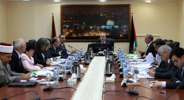 رئيس وزراء فلسطين: طلبنا اجتماعاً للمانحين في 30 من الشهر الحالي