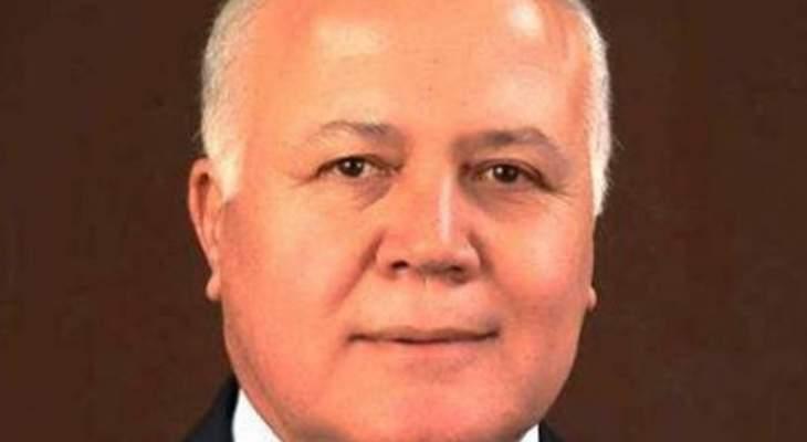 العميد صلاح جبران سحب ترشيحه عن المقعد الماروني في دائرة صيدا جزين