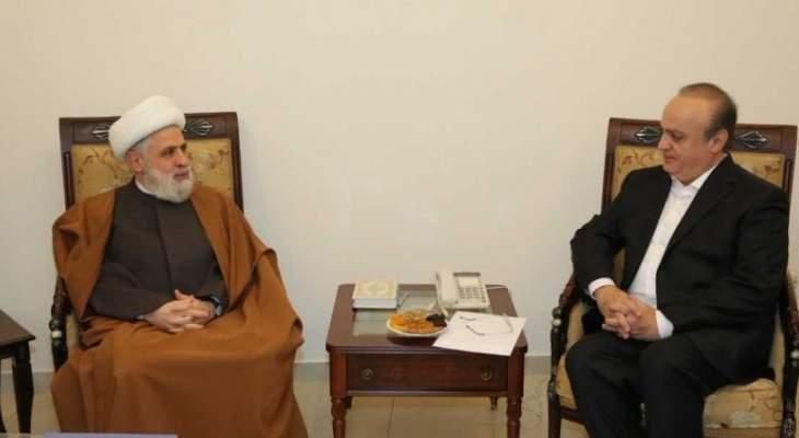 وهاب: الانتخابات حاصلة في موعدها ولا تعديل على قانون الإنتخاب