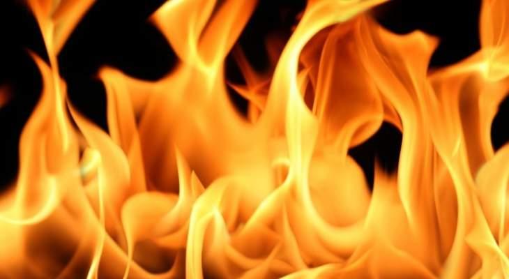إخماد حريقين داخل مطعمين في الدورة وبرج حمود وثالث داخل منزل في البيرة