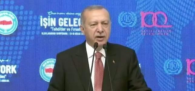اردوغان: سنواصل دعم السوريين عبر الحكومة وبعض جهات الغرب تسعى لإظهار اقتصادنا وكأنه منهار