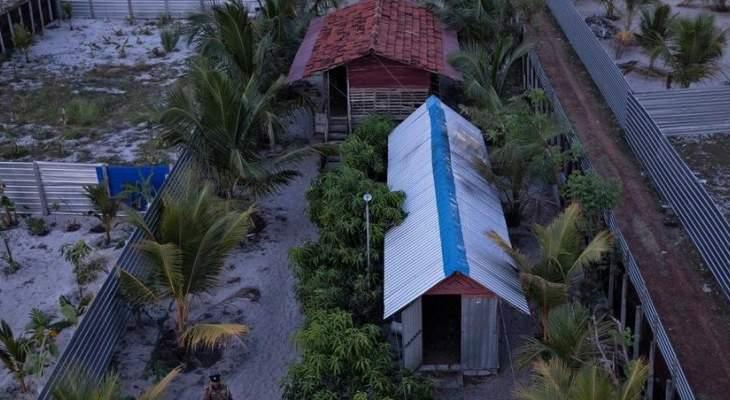 شرطة سريلانكا تكتشف معسكرا يعتقد أن منفذي تفجيرات عيد الفصح تدربوا فيه