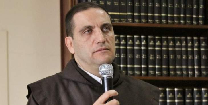 الاب عبود رئيسا للجمعية الثقافية التربوية في زغرتا الزاوية