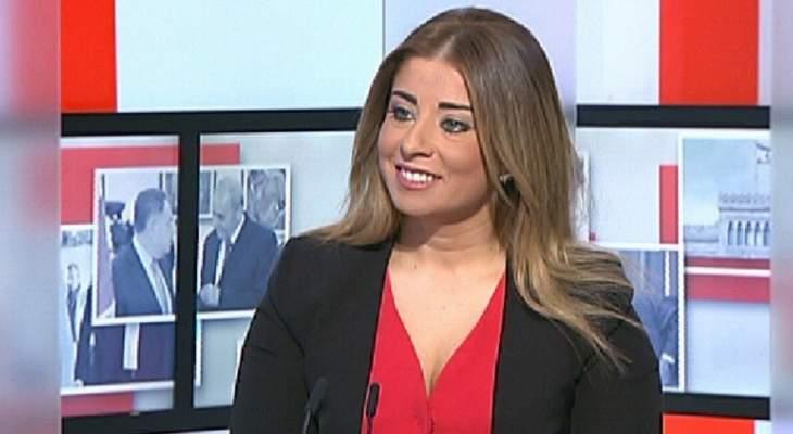 علا بطرس: خلال الاشهر الماضية عاد اكثر من 162 الف نازح سوري