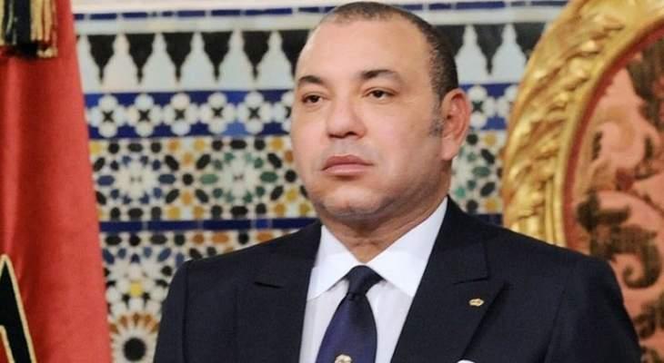 ملك المغرب اعتمد تعديلا وزاريا شمل خمسة وزراء جدد