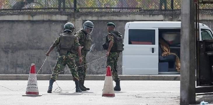 سلطات سريلانكا تتعرف على هويات 42 أجنبيا قتلوا بتفجيرات الفصح