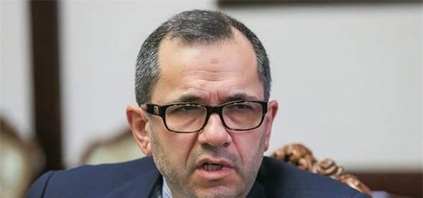 ممثل إيران بالأمم المتحدة: لإنهاء التواجد العسكري الأميركي في سوريا فورا