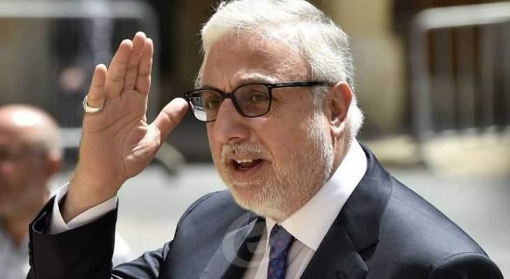 """الصمد: لا نقبل أن نكون من حصة تكتل """"لبنان القوي"""""""