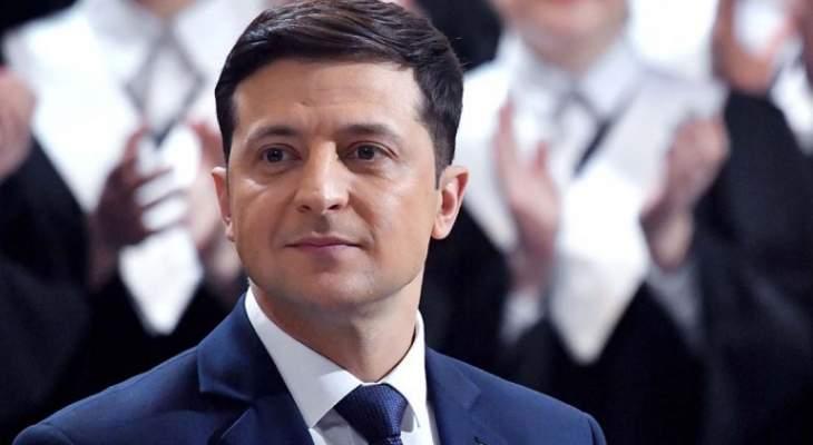 استدعاء زيلينسكي إلى المحكمة للنظر في قضية انتهاكه شروط الحملة الانتخابية