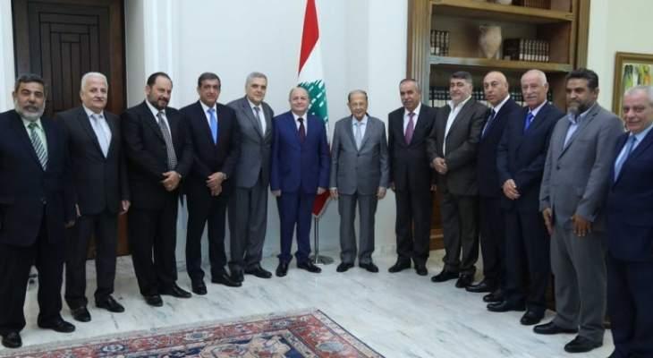 الرئيس عون: تم وضع خطة عملية وشاملة لمكافحة الفساد ستكون من أولويات الحكومة