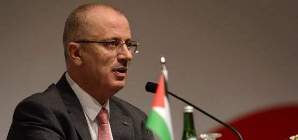 الحمد الله سيترأس الوفد الفلسطيني للقمة الإسلامية بشأن القدس بإسطنبول