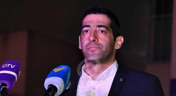 حنكش دعا لاستقلالية القضاء: لا اصلاح بالبلد إلا من خلال القضاء