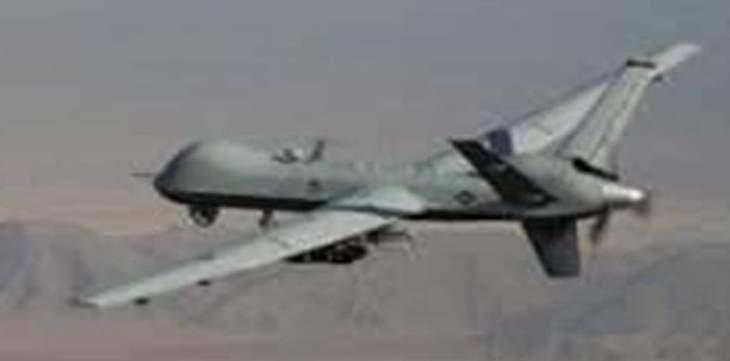 إسقاط طائرة استطلاع تابعة للتحالف السعودي في نجران