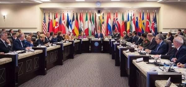 التحالف الدولي ضد داعش: إيران ليست جزءاً من مهمتنا