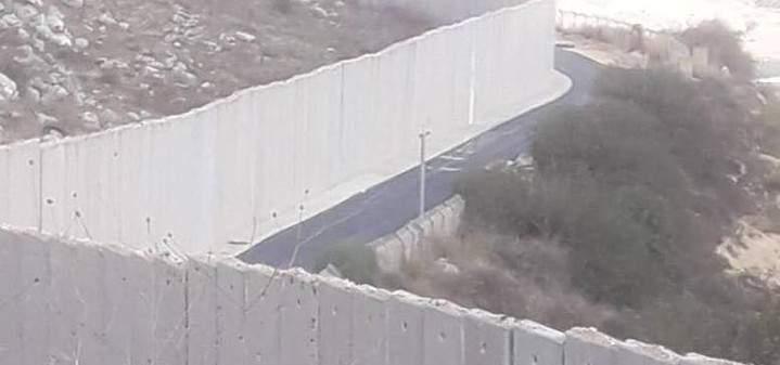 النشرة: الجيش الاسرائيلي استأنف اعمال رفع السواتر الترابية مقابل بلدة مركبا